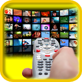 Universal Remote Control TVPro