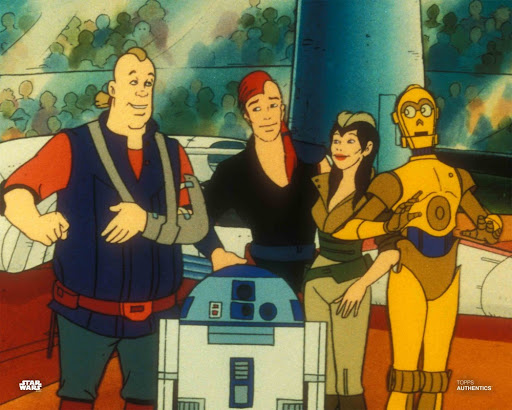 Droids arrives on Disney Plus in the UK