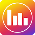 Followers & Unfollowers Analytics voor Instagram icon