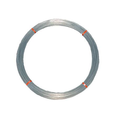 Järntråd Crapal 2 - 2,0 mm Zink/Alu 25 Kg (5 x 5 Kg) 400-600 N/mm2