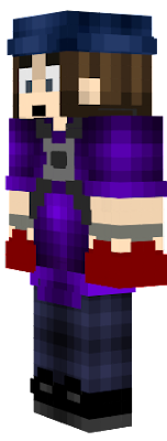 This is not my orginal skin , the creator is named : '' SilverFreddySL '' i just added a few things i thought would look better on the skin