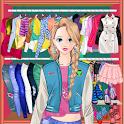 Princess Doll Fashion Dress Up icon