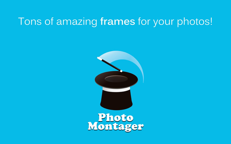 PhotoMontager Full - screenshot