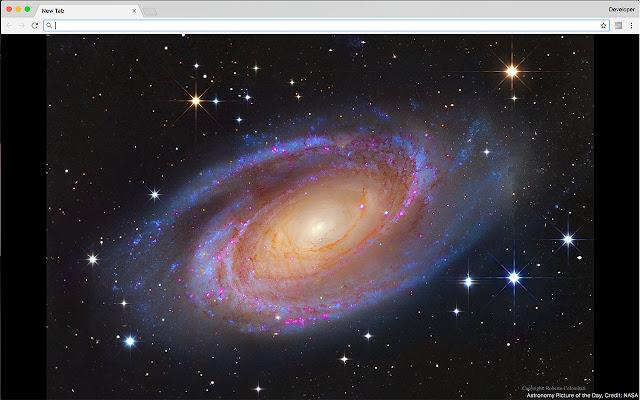 Astronomy Tab
