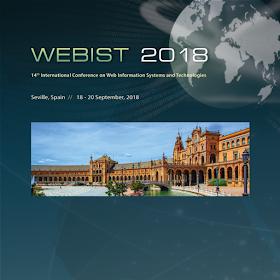 WEBIST 2018