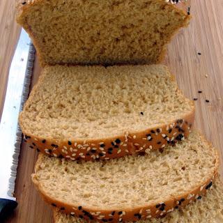 Wholewheat Sandwich Bread