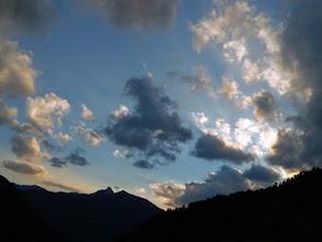 Photo: Refugi de Sorteny, tramonto.