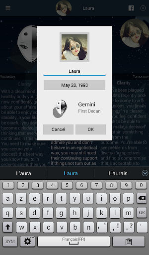 My Horoscope screenshot 20