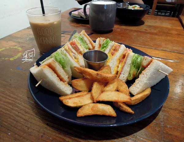 找3飽|不限時早午餐推薦!自製抹醬三明治 提供用心服務及美味餐點.新北美食/土城美食/新北早午餐 – 薄荷|住在美食