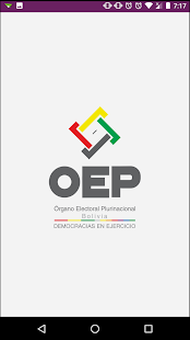 Yo Participo OEP - náhled