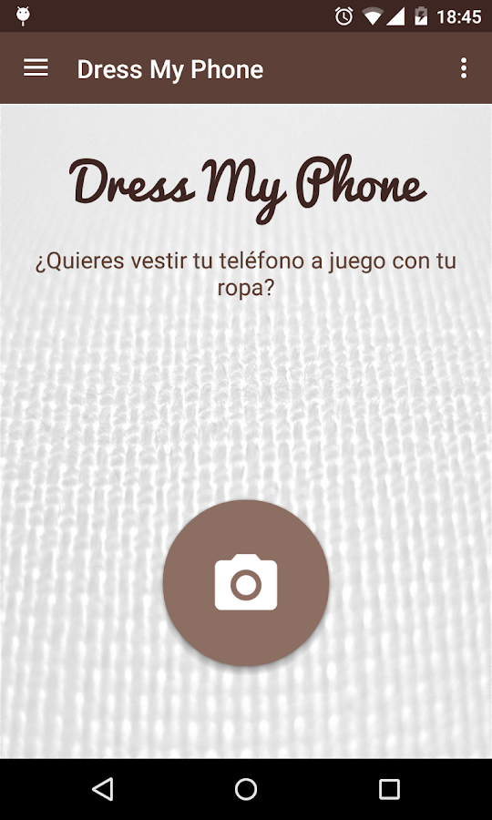 Dress My Phone Pro: captura de pantalla