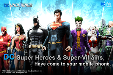 DC: UNCHAINED APK screenshot thumbnail 6