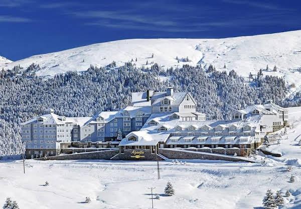 Agaoglu My Mountain