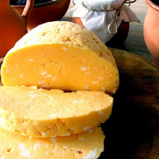 Yellow Easter cheese – a unique recipe from Northeast Hungary.