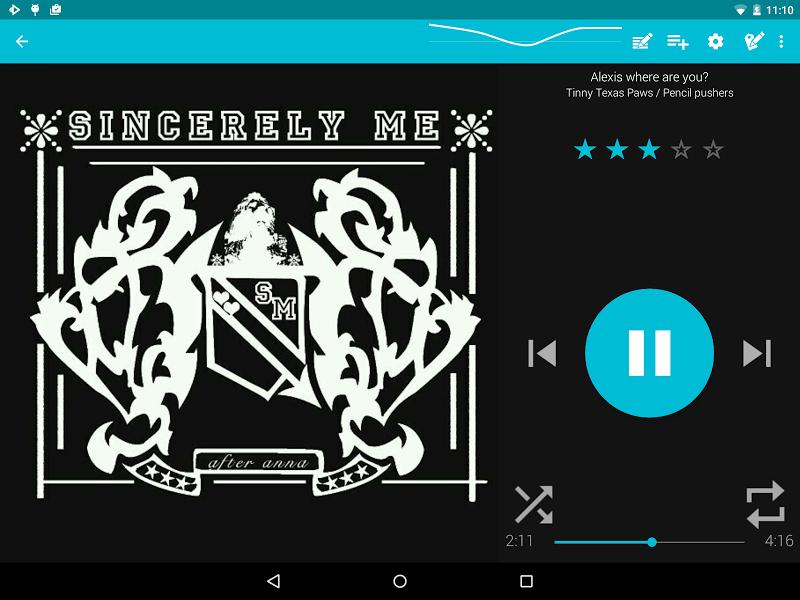 Rocket Music Player Screenshot 8