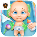 Sweet Baby Girl Daycare 5 - Newborn Nanny Helper icon