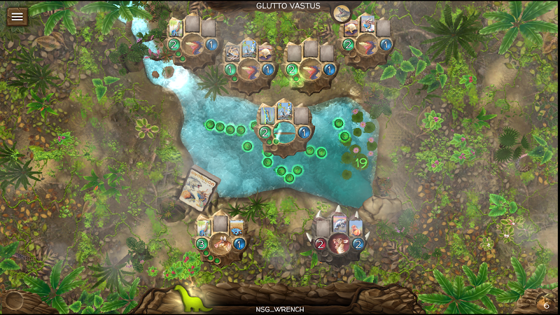 Evolution : The Video Game Screenshot 1