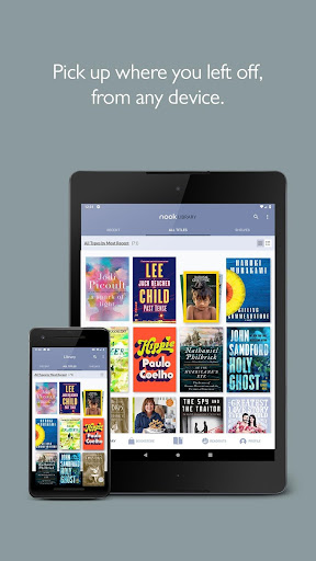 NOOK: Read eBooks & Magazines 5.0.5.35 screenshots 2