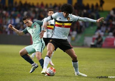 Les Diables s'inclinent après un non-match au Portugal