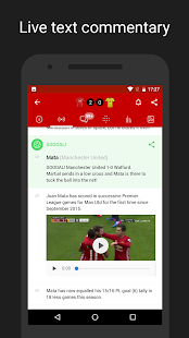 MU Live: unofficial app for Manchester United Fans- screenshot thumbnail