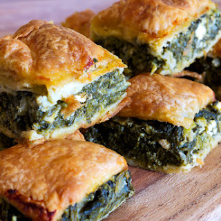 Healthy Spinach Pie Recipes
