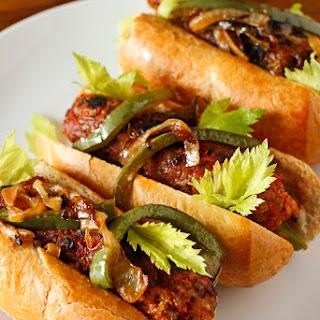 Vegetarian Boudin Sausage (revised)