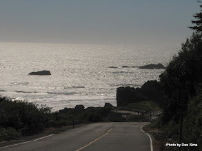 Photo: (Year 2) Day 357 - The View from the Campsite Down to the Ocean