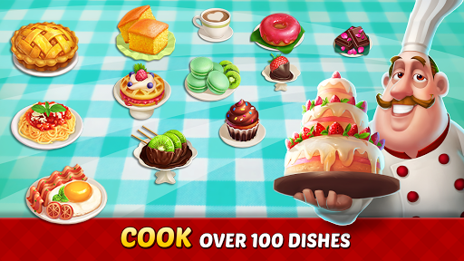 Cooking Country - Design Cafe game (apk) free download for Android/PC/Windows screenshot