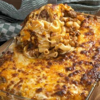 Ham Cheese Pasta Casserole Recipes
