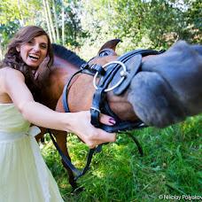 Wedding photographer Nikolay Polyakov (nikpolyakov). Photo of 04.09.2013