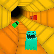 Game TWISTY ROAD SURVIVAL: AMAZING COLOUR WEB TUNNEL APK for Windows Phone