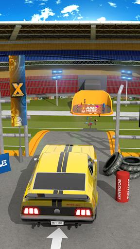Ramp Car Jumping screenshots 1