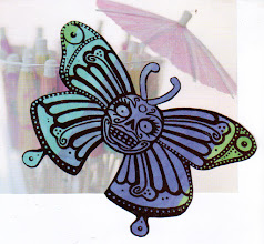 Photo: Mail Art 366 - Day 115, card 115c