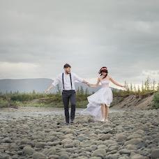 Wedding photographer Ekaterina Solonkova (thesolnce). Photo of 21.08.2017