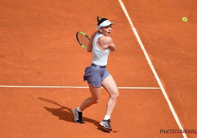 Simona Halep plaatst zich ten koste van Belinda Bencic voor finale in Madrid