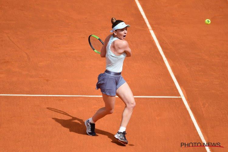 WTA Rome : Simona Halep se fait surprendre dès son entrée en lice