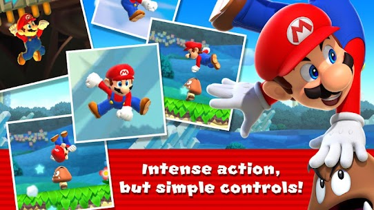 Super Mario Run 3.0.17 APK with Mod + Data 2