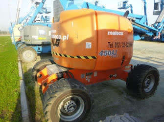 Picture of a JLG 450AJ SII
