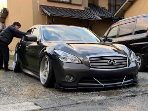 フーガ HY51 VIPのカスタム事例画像 たつやのガレージさんの2020年10月20日21:17の投稿