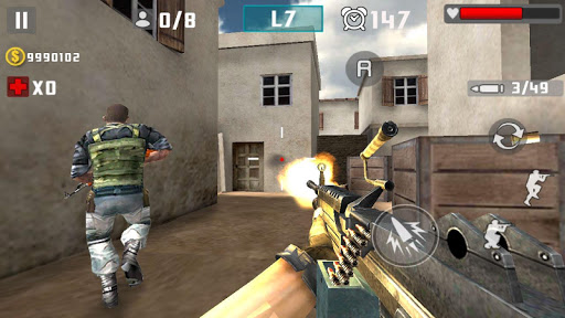 Gun Shot Fire War 1.2.2 screenshots 6