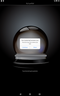 My Crystal Ball- screenshot thumbnail