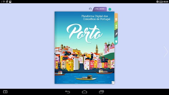 Porto - PDCP- screenshot thumbnail
