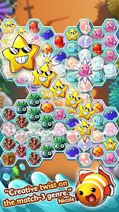Ocean Blast – Match-3 Puzzler screenshot
