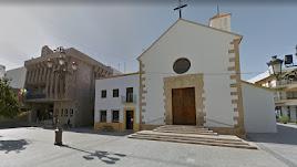 Imagen de la Plaza de la Constitución de Roquetas de Mar, donde se ubica el Ayuntamiento.