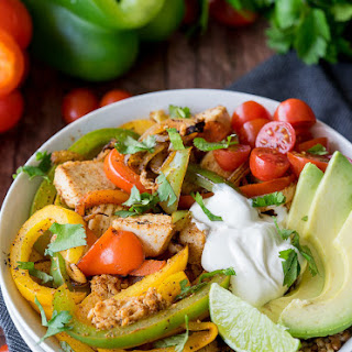 Rice With Chicken Fajitas Recipes.