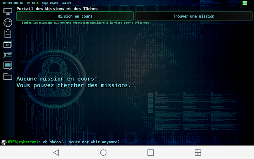 Hackers Online (MMO Simulator) 0.3.6.2 screenshots 19