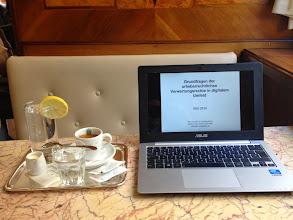 Photo: How to prepare presentations...