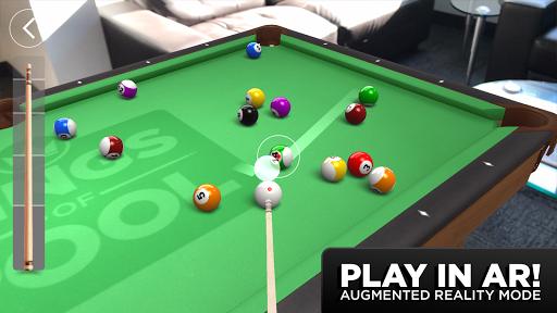 Kings of Pool: 8 Ball en ligne fond d'écran 2