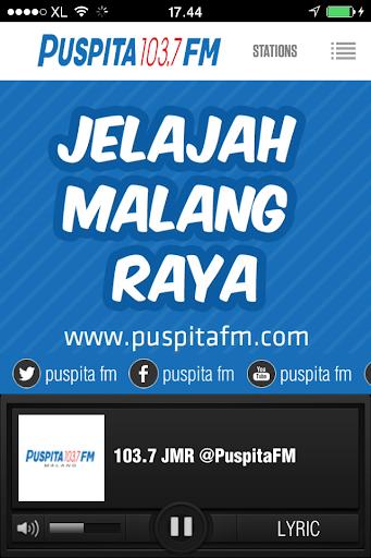 Puspita 103.7 FM