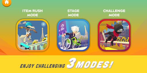 Smashing Rush : Parkour Action Run Game  captures d'u00e9cran 15